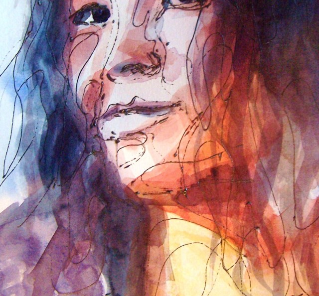 Portrait-Watercolor