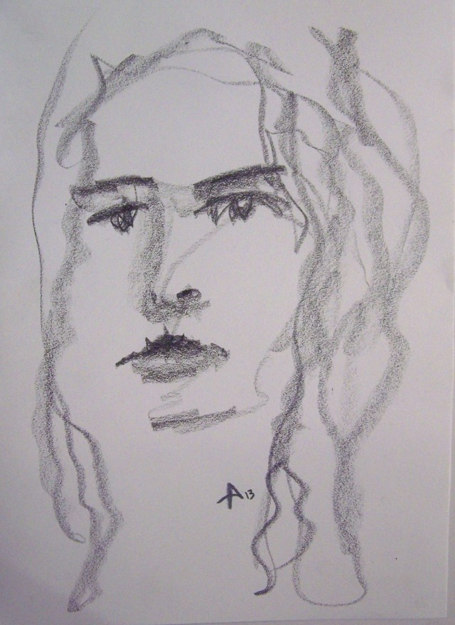 Oh soul-portrait