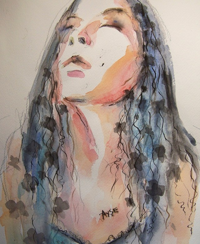 watercolor-portrait-lovers