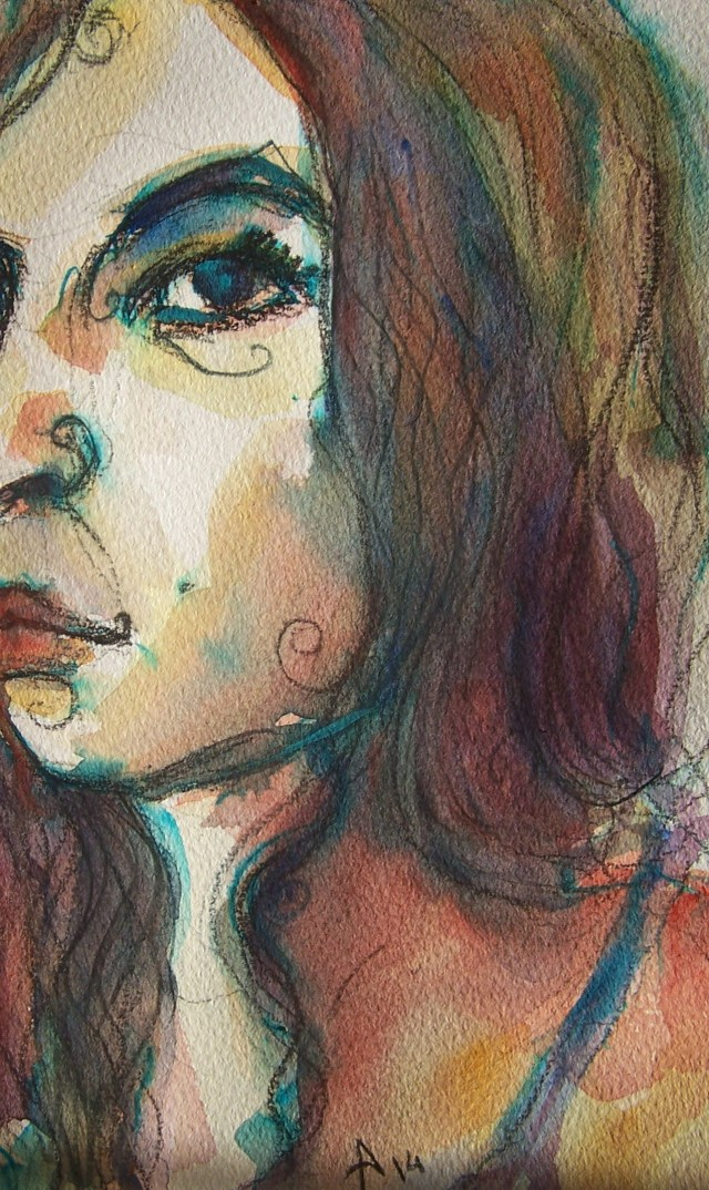 Watercolor-Portrait-Artist
