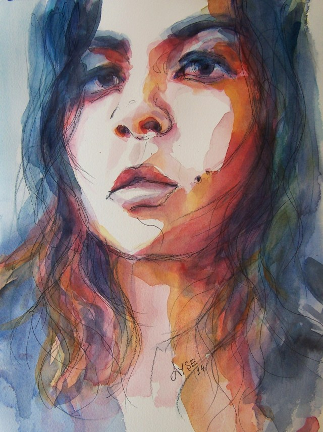 Watercolor-portrait-deçu