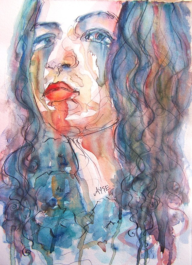 watercolor-portrait-tangle