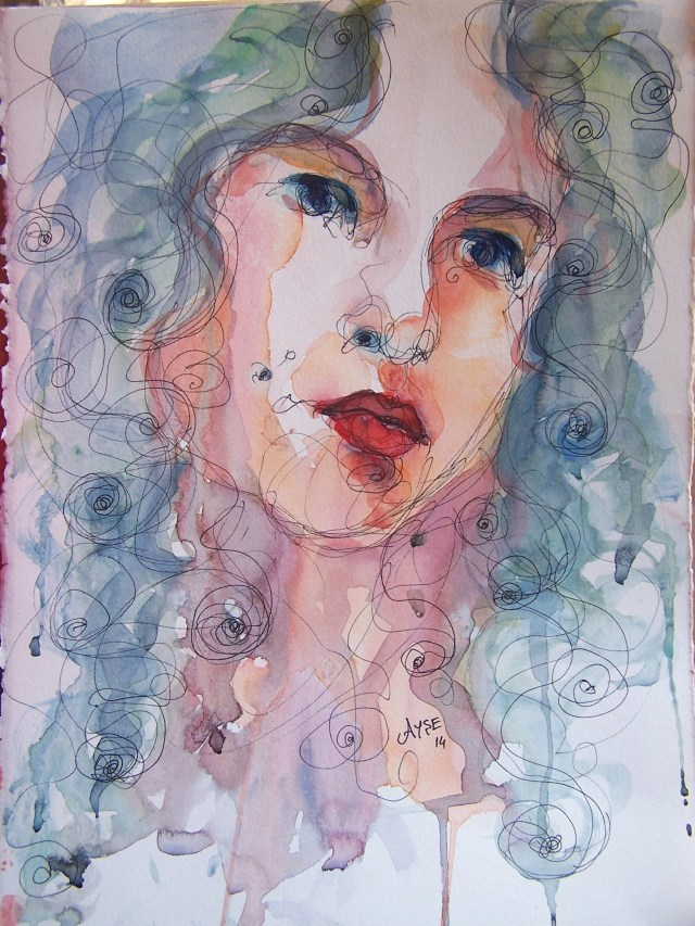 watercolor-portrait-the essence of true art