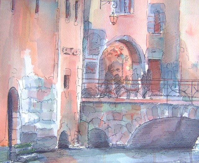 watercolor-anncey-france-detail