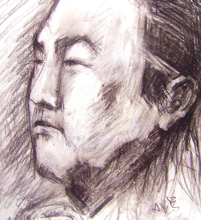 drawing - portrait - a good artist